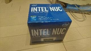 NUCを使って予算3万円でテレビの見れるPCを組む!