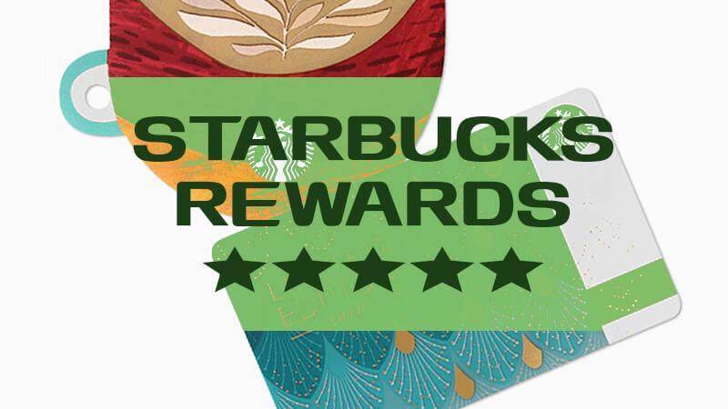 STARBUCKS REWARDSが超お得だからスタバを利用する人は絶対にインストールすべき