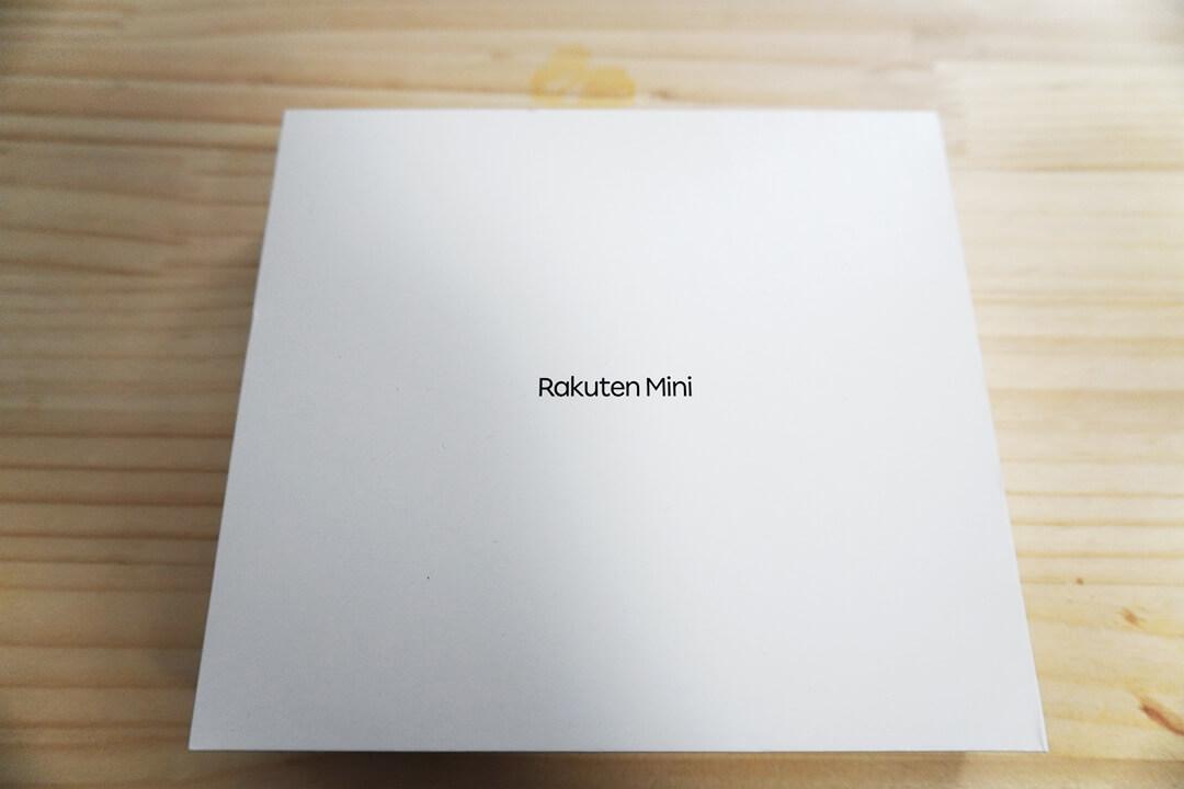 【Rakuten miniレビュー】実際に使ってみたメリットデメリットの話